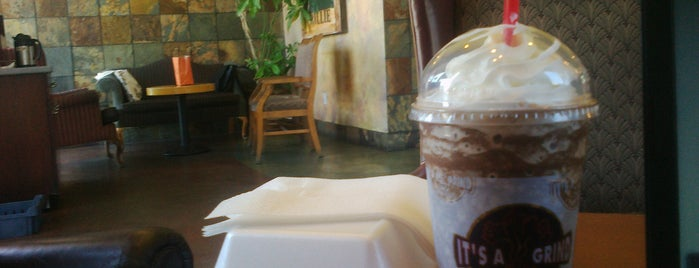 It's A Grind Coffee House is one of Favorite Off Campus Study Spots.