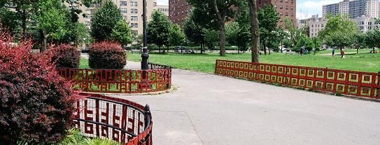 Joyce Kilmer Park is one of NYC interests.