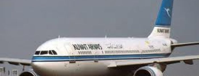 Kuwait International Airport (KWI) is one of Best places in Kuwait.