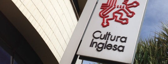 Cultura Inglesa is one of Todo dia?.