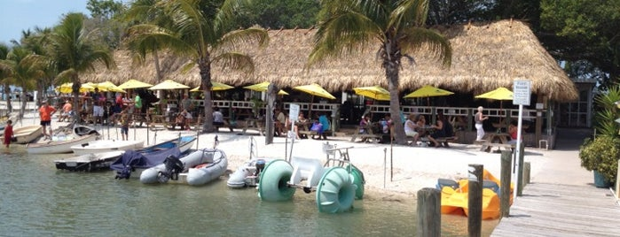O'Leary's Tiki Bar & Grill is one of DRINKING in SRQ.