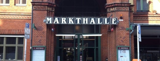 Arminius-Markthalle is one of mustgos.