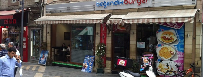 Beğendik Burger is one of trabzon.