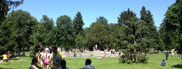 Kannenfeldpark is one of Basel with Kids.