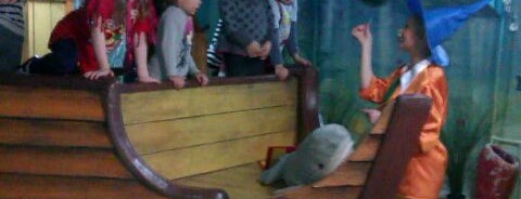 Таврик is one of Места для посещения с детьми СПБ.