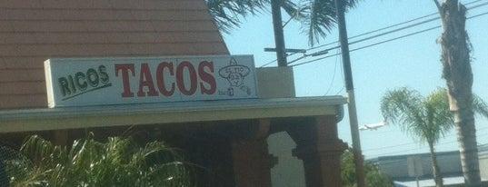 Food around LAX