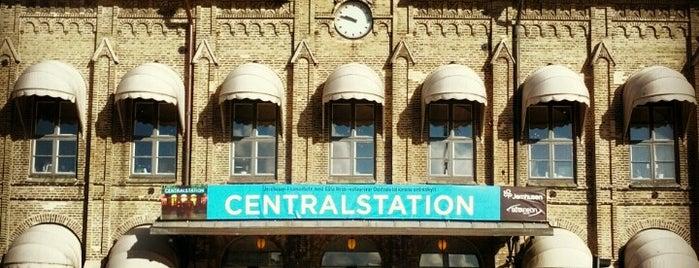 Göteborg Centralstation is one of Tågstationer - Sverige.