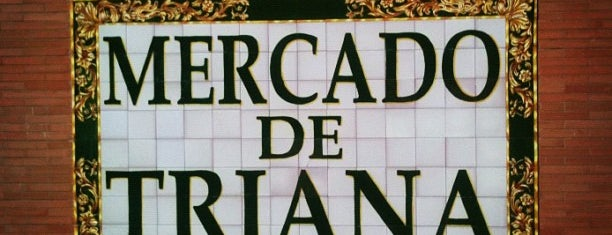 Mercado de Triana is one of Spain.