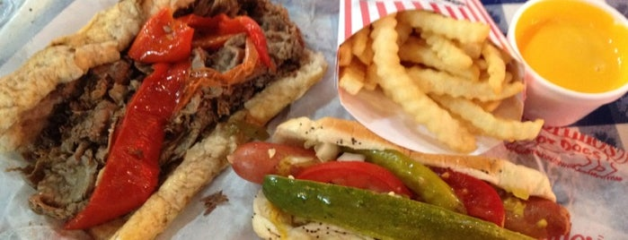 Portillo's is one of Naperville, IL & the S-SW Suburbs.
