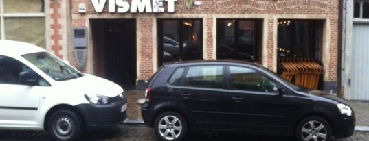 Le Vismet is one of Best Restaurants of Brussels.