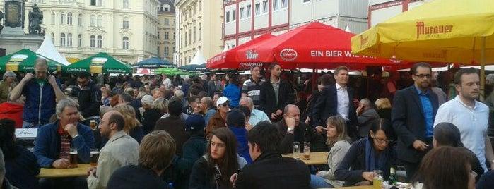 Am Hof is one of StorefrontSticker #4sqCities: Vienna.