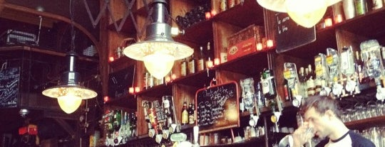 Café Charbon is one of Paris: My nightlife spots!.