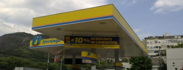 Posto CW 332 Serviços Automotores (Ipiranga) is one of Empresas e Estabelecimentos de Botafogo RJ.