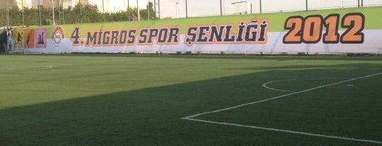 Taç Spor is one of Spor Mekanları.