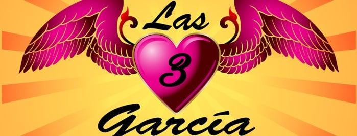 """Las 3 García """"Rest-Bar-Mezcalería"""" is one of Capitalino.."""