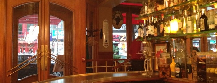Pigalle Brasserie is one of test.
