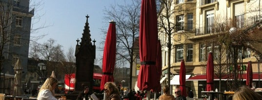 Ludwigsplatz is one of Karlsruhe + trips.