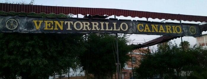 Ventorrillo Canario is one of Restaurantes.