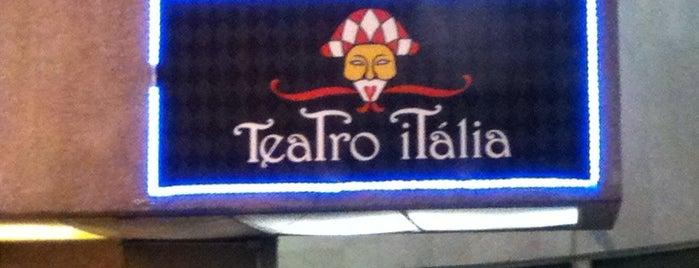 Teatro Itália is one of Cinema.