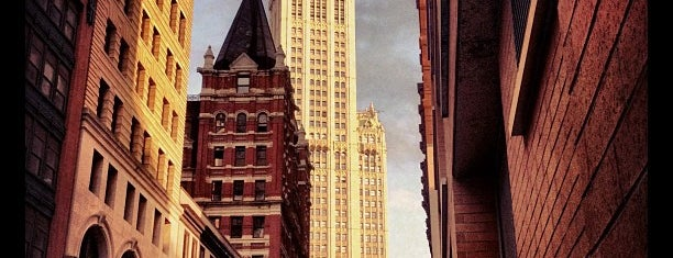 Woolworth Building is one of New York City's Must-See Attractions.
