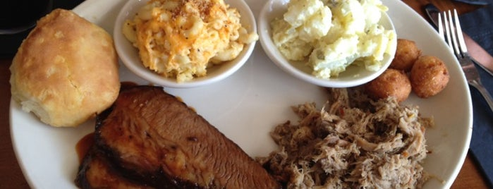 The Pit Authentic Barbecue is one of Raleigh Favorites.