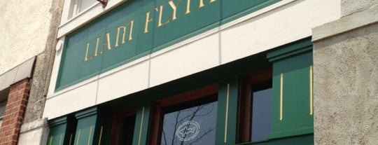 Liam Flynn's Ale House is one of Baltimore's Best Pubs - 2012.