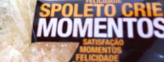 Spoleto Culinária Italiana is one of Estive em:.