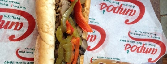 10 Best Philly Cheesesteaks