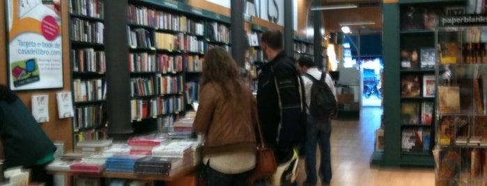 Casa del Libro is one of Tiendas de cómics, rol & merchan, en Barcelona.