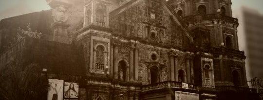 Minor Basilica of St. Lorenzo Ruiz of Manila (Binondo Church) is one of Manila.