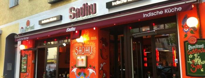 Sadhu 2 is one of Berlin | Vegane Restaurants.
