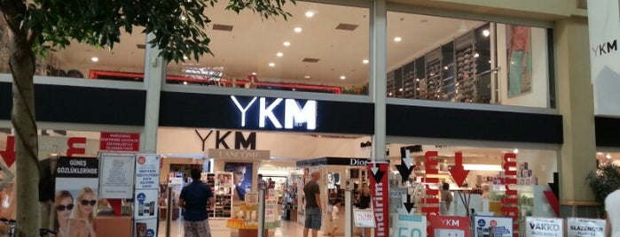 YKM is one of ....
