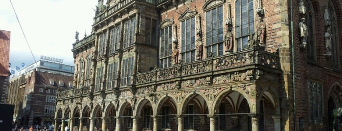 Bremen Town Hall Is One Of