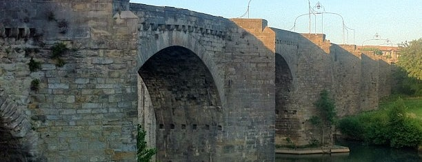 Pont Neuf is one of Canal du Midi.