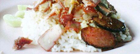ข้าวหมูแดงหมูแดงหงษ์ไชย is one of ❀ ไปเที่ยวตรัง กินอะไรดีน้า?╭☆╯.