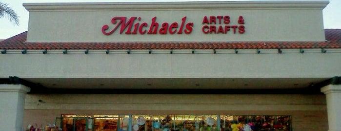 Michaels Arts And Crafts La Verne Ca