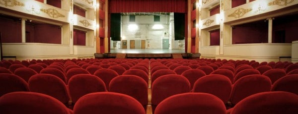 Teatro Nuovo is one of Veneto best places 2nd part.