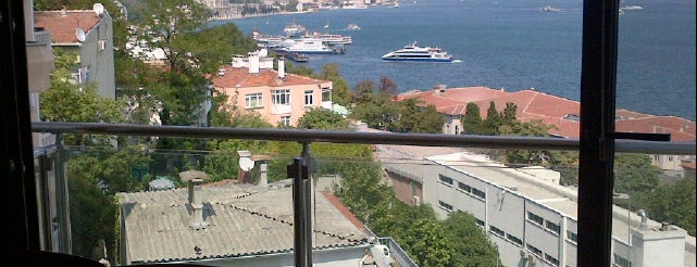 Cihangir is one of Istanbul City Guide.