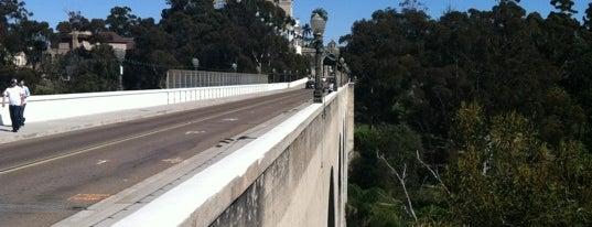 Cabrillo Bridge is one of Favorite Haunts Insane Diego.