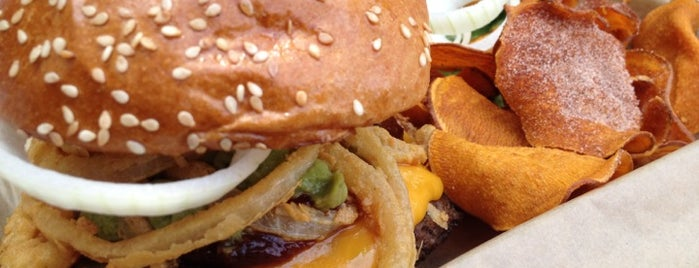 Twisted Root is one of Burger Joints That Serve Burgers.