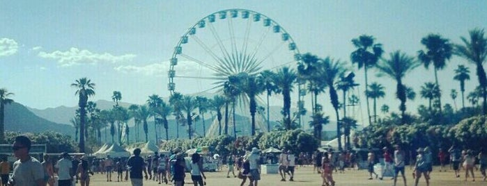 Coachella Valley Music and Arts Festival is one of Bing's Ultimate Music Festival Guide.