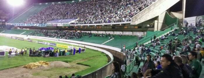 Estádio Brinco de Ouro da Princesa is one of Venues a verificar.