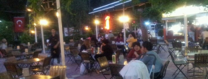 Portakal Cafe is one of Orda burda surda.