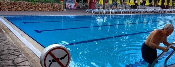 Dedeman Aquapark is one of Gizem.