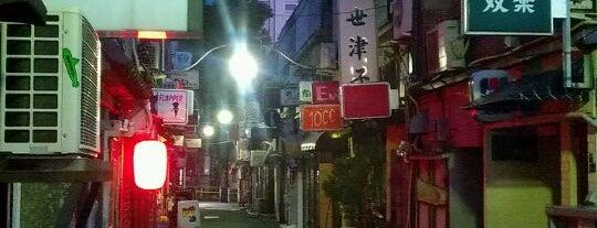 Shinjuku Golden-gai is one of Tokyo Bar.