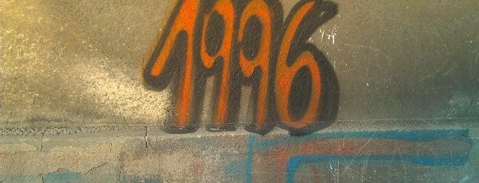 1996 vol.4 is one of Street Art w Krakowie: Graffiti, Murale, KResKi.