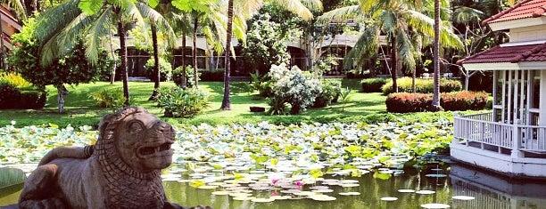Sofitel Angkor Phokeethra Golf & Spa Resort is one of Cambodia.