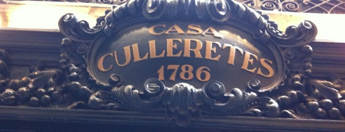 Can Culleretes is one of Barcelona.