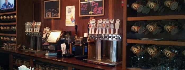 Appalachian Brewing Company is one of More breweries than you can shake a stick.
