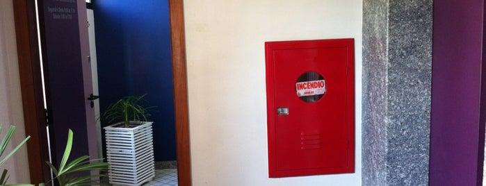 Outcenter Internet Provider is one of Hotspots WIFI Poços de Caldas.
